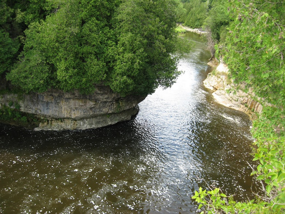 Camping London Ontario >> About Elora – The Chanticleer Shop